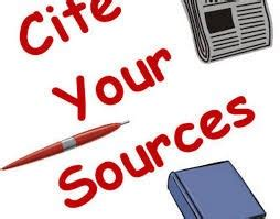 How to write the bibliography